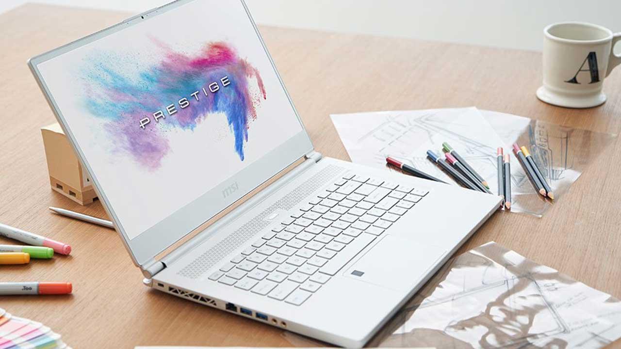 MSI P65 Creator, il notebook progettato per i creativi  | IFA 2018 thumbnail