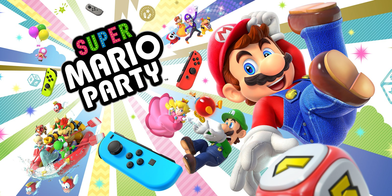 Super Mario Party - l'anteprima del party game di Nintendo thumbnail