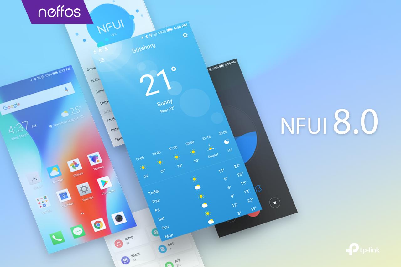 Smartphone Neffos: ecco il nuovo sistema operativo NFUI 8.0 thumbnail