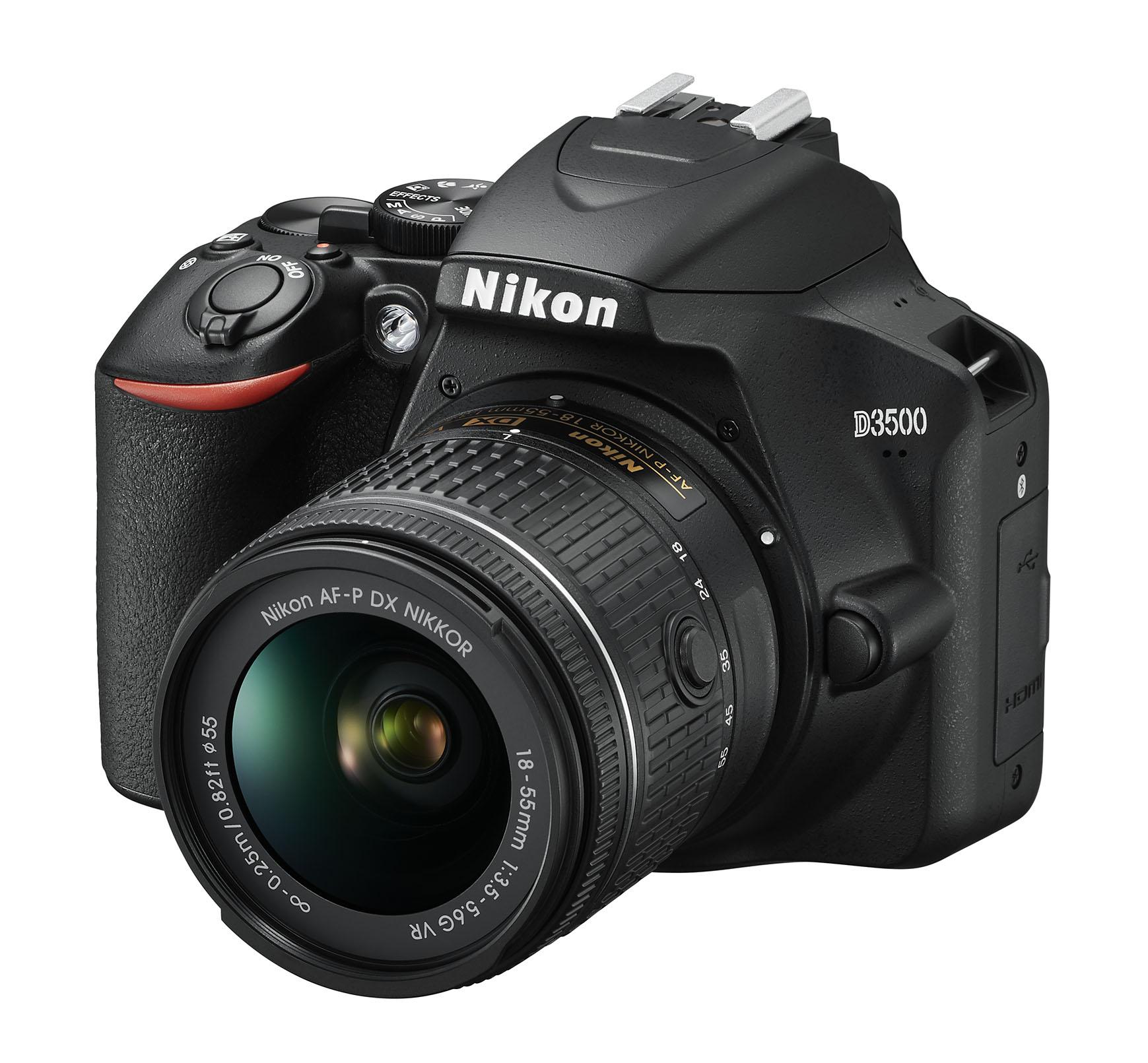 Nikon D3500, caratteristiche e prezzi della nuova reflex entry level thumbnail