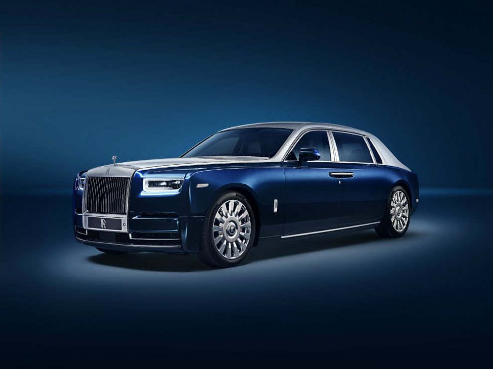 Rolls-Royce Phantom: scopriamo insieme la privacy suite thumbnail