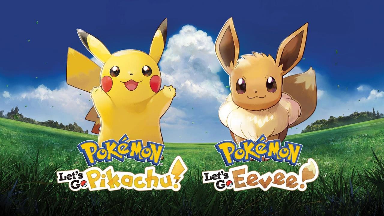 Spunta un video anteprima di Pokémon: Let's Go, Pikachu! e Eevee! thumbnail
