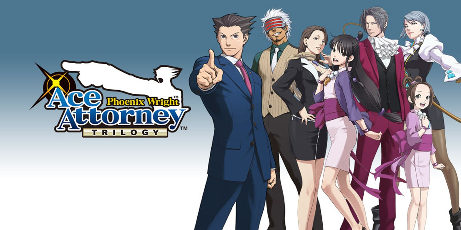 Phoenix Wright: Ace Attorney Trilogy diventa multipiattaforma thumbnail