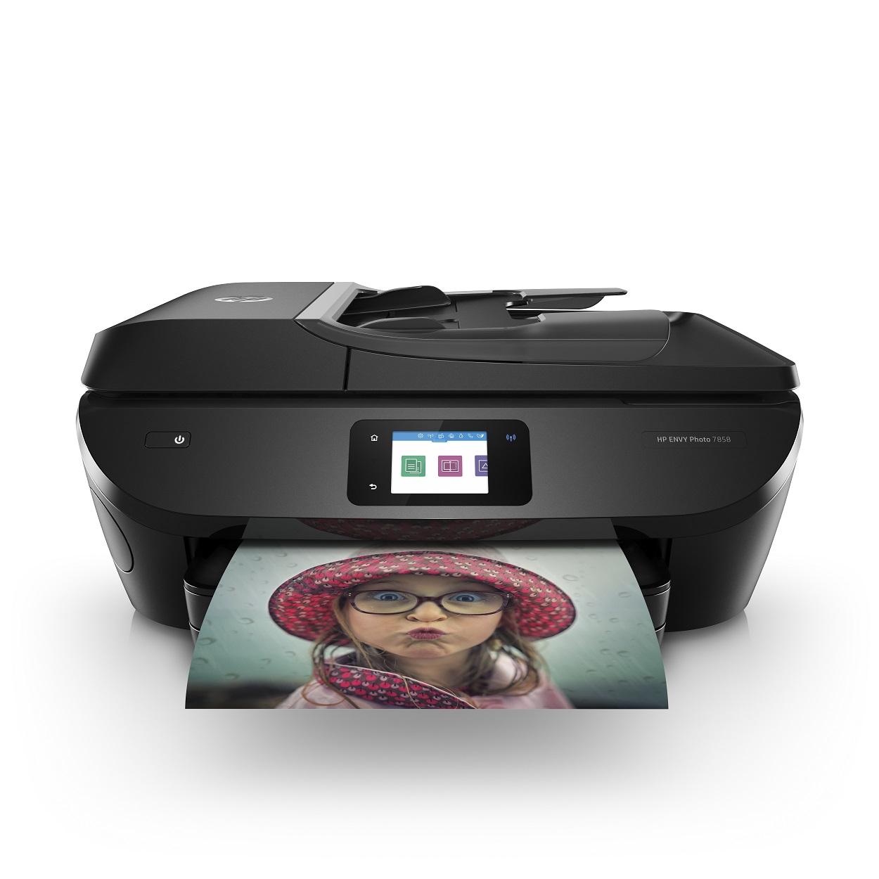 La stampante HP ENVY Photo pensata per gli studenti thumbnail