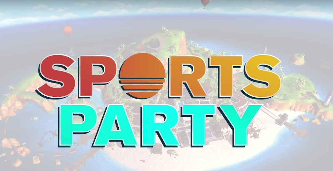 Sports Party: nuovo party game in esclusiva per Nintendo Switch thumbnail