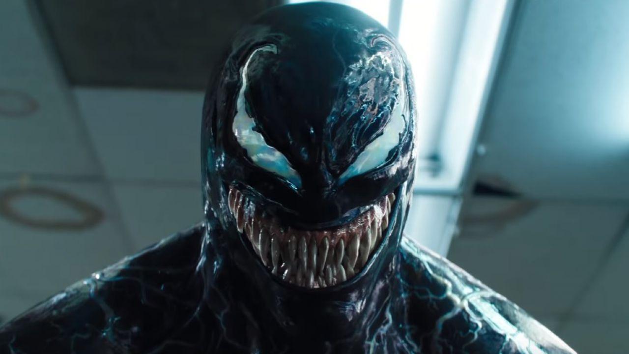 Venom: Tom Hardy diffonde un importante poster IMAX thumbnail