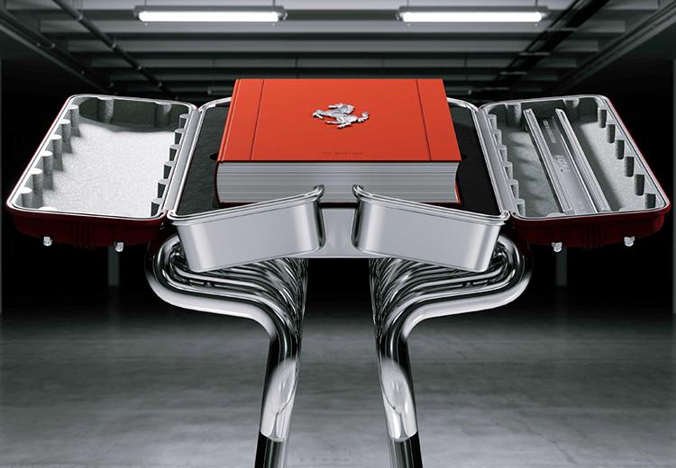 Ferrari: foto e documenti inediti firmati Marchionne, Elkann e Piero Ferrari thumbnail