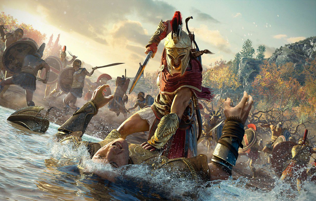 Assassin's Creed Odyssey: un nuovo trailer mostra l'impatto delle scelte thumbnail