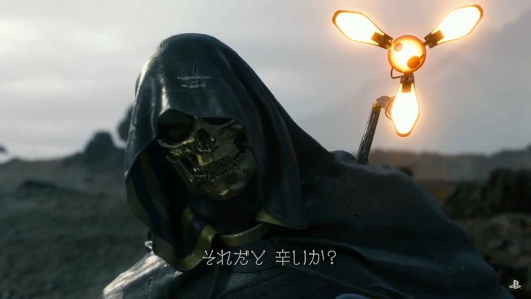 Death Stranding si mostra in un nuovo trailer