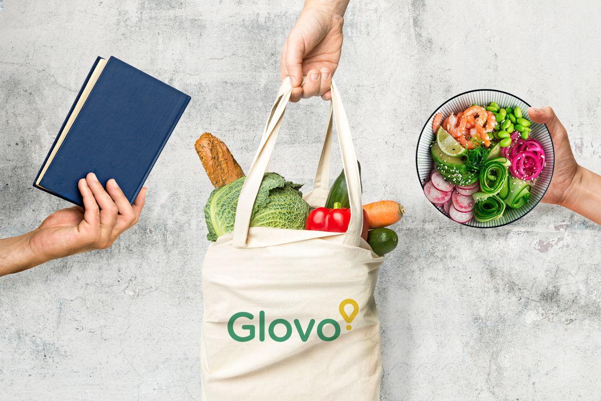 Delivery: l'app Glovo vi aiuta ad affrontare il rientro in città thumbnail