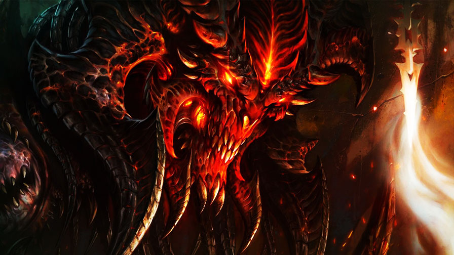 diablo titolo di blizzard entertainment