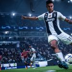 screenshot da fifa 19 juventus