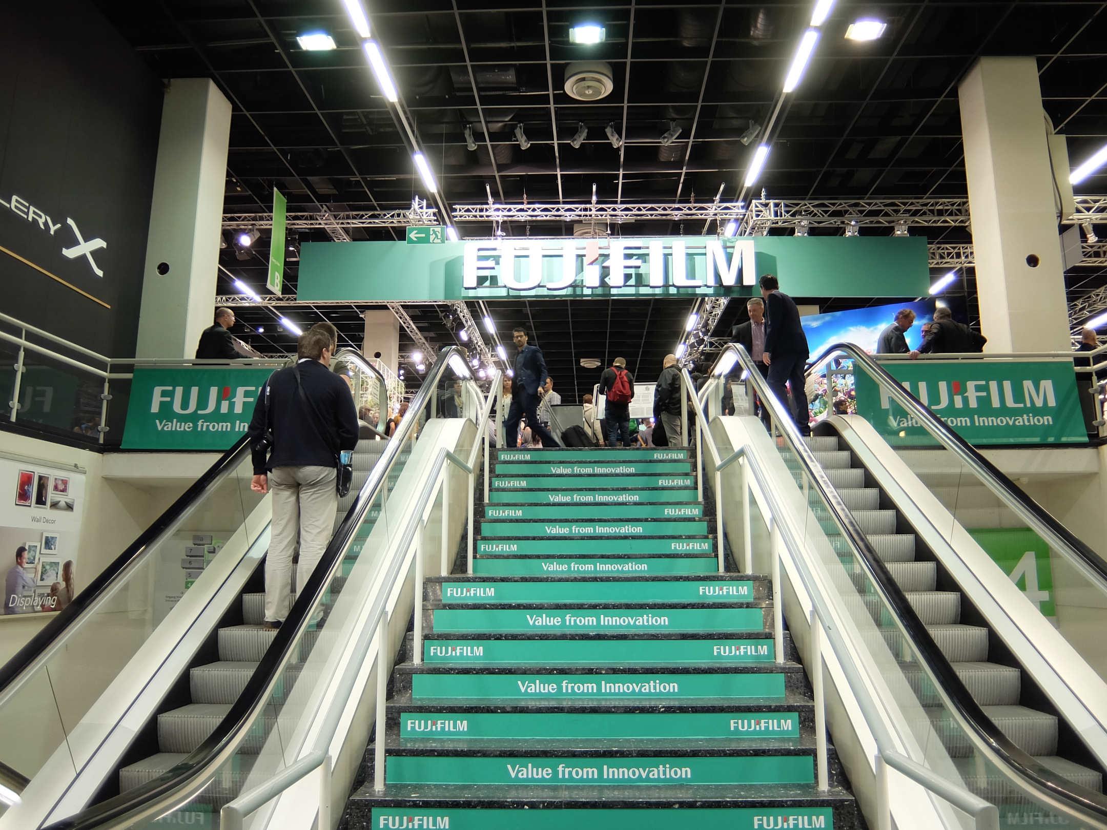 Fujifilm: il programma per Photokina 2018 thumbnail