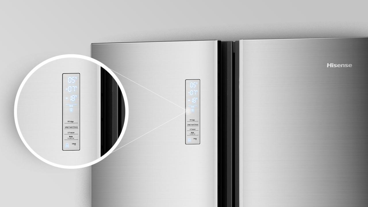 Hisense presenta i nuovi frigoriferi e congelatori multi-door | IFA 2018 thumbnail