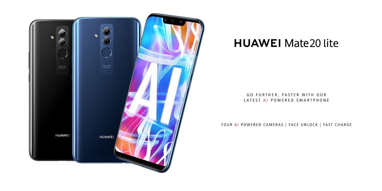 Huawei prolunga la promozione Mate 20 lite con Band 3 Pro thumbnail