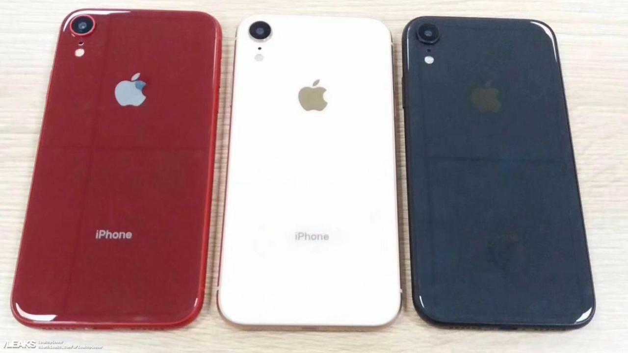 iPhone 2018: il modello 'low-cost', e colorato, si chiamerà iPhone XC thumbnail