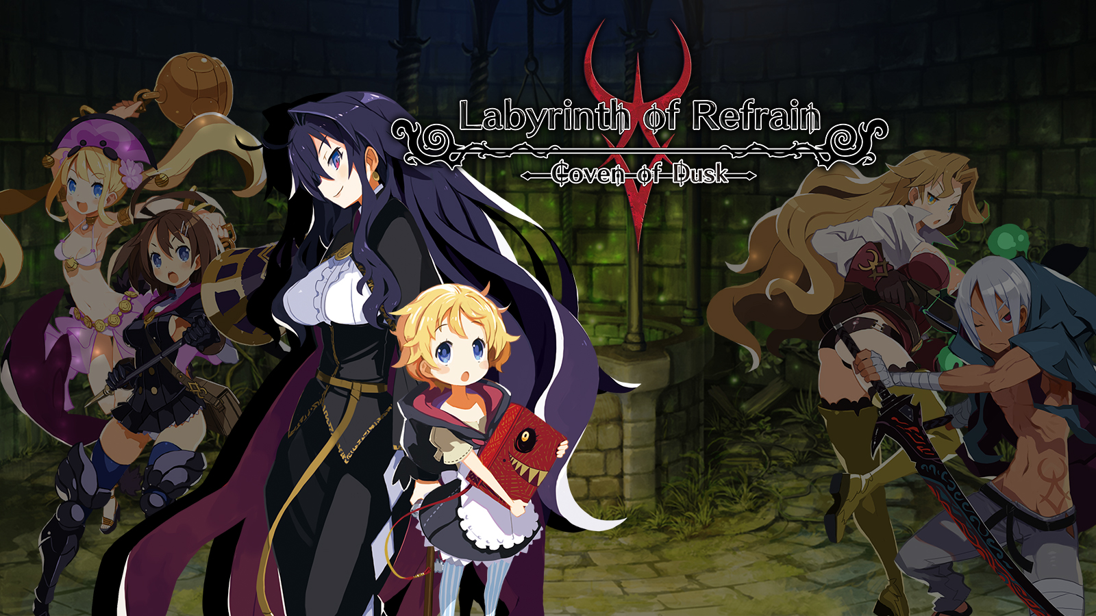 Labyrinth of Refrain: Coven of Dusk | Recensione thumbnail
