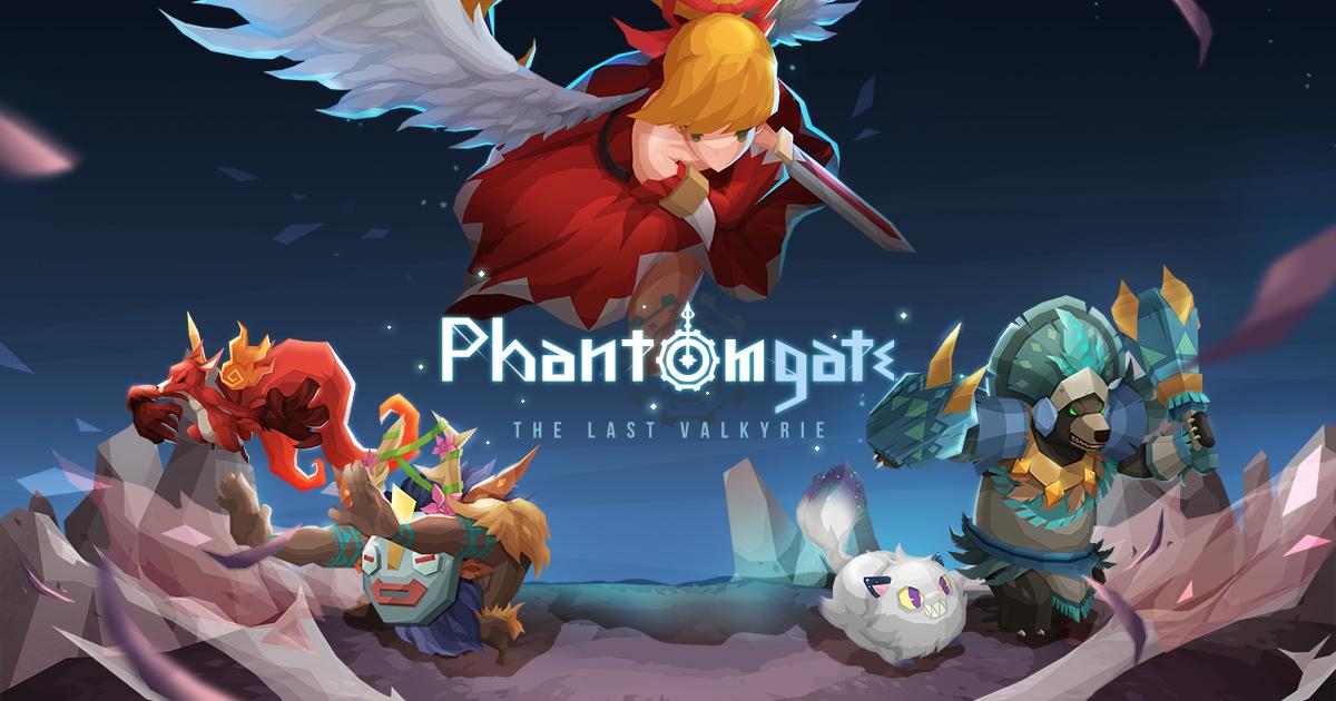 Phantomgate: The Last Valkyrie porta la mitologia su dispositivi mobile thumbnail