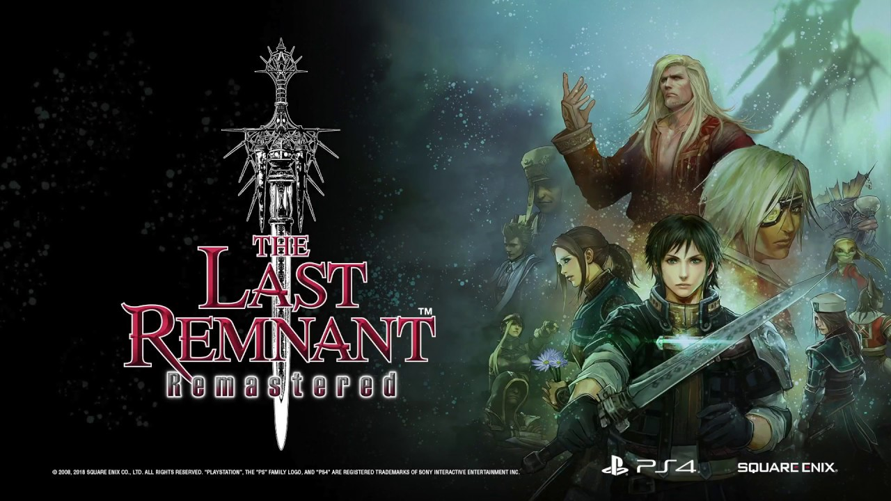 The Last Remnant Remastered arriverà anche in occidente thumbnail
