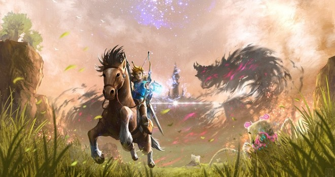 La Tavoletta Sheikah di Breath of the Wild diventa una cover thumbnail
