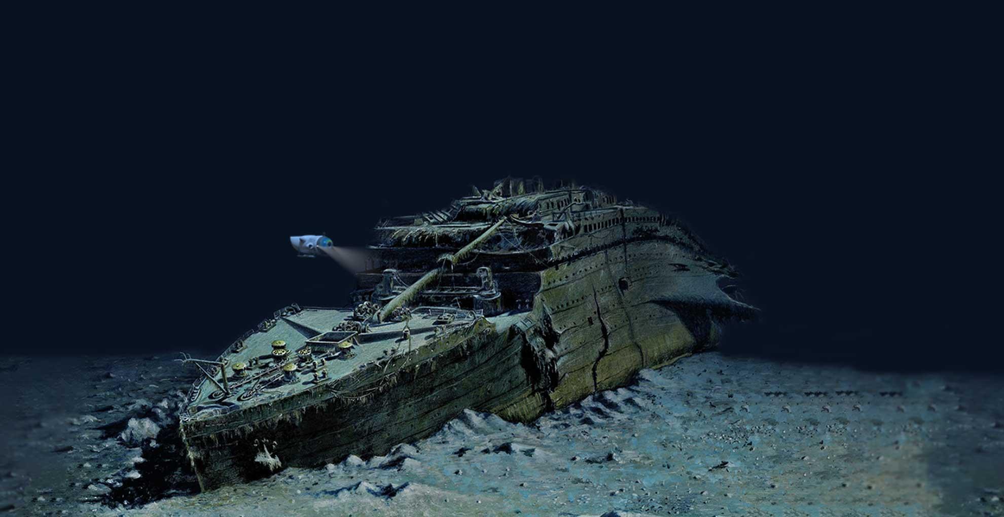 Titanic Survey Expedition: i dettagli del progetto per visitare il relitto thumbnail
