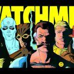 protagonisti del fumetto watchmen