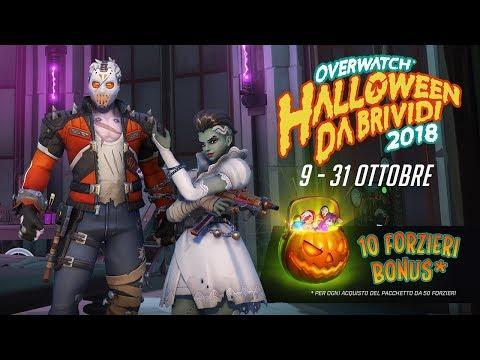 Overwatch: disponibile l'evento Halloween da Brividi 2018 thumbnail