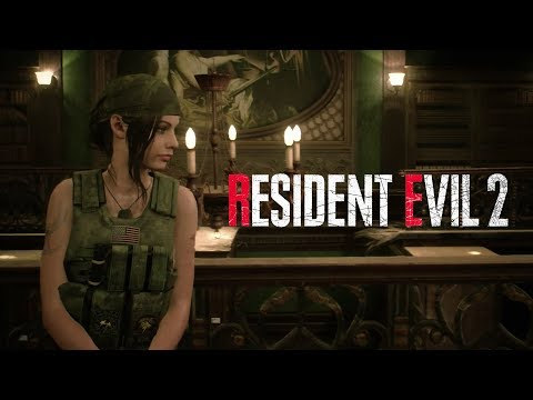 Resident Evil 2: un breve gameplay mostra il nuovo costume di Claire thumbnail