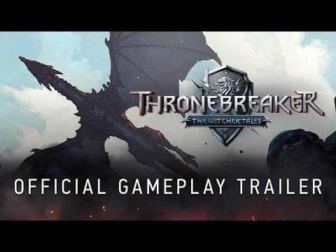 Thronebreaker: The Witcher Tales, pubblicato il trailer ufficiale thumbnail