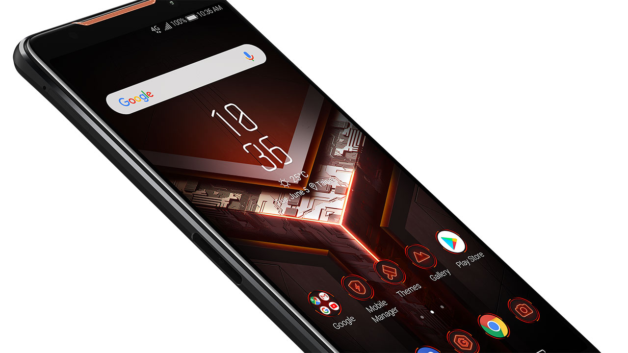 Asus Rog Phone android pie