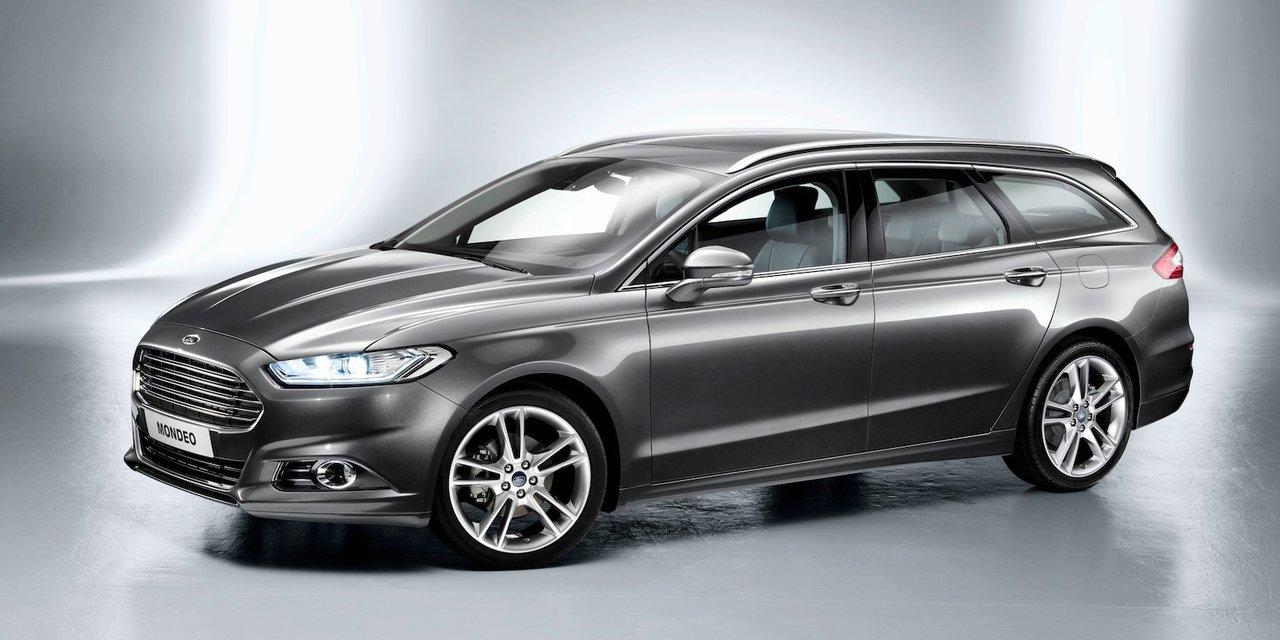 Ford Mondeo Hybrid: presentata la nuova versione wagon thumbnail