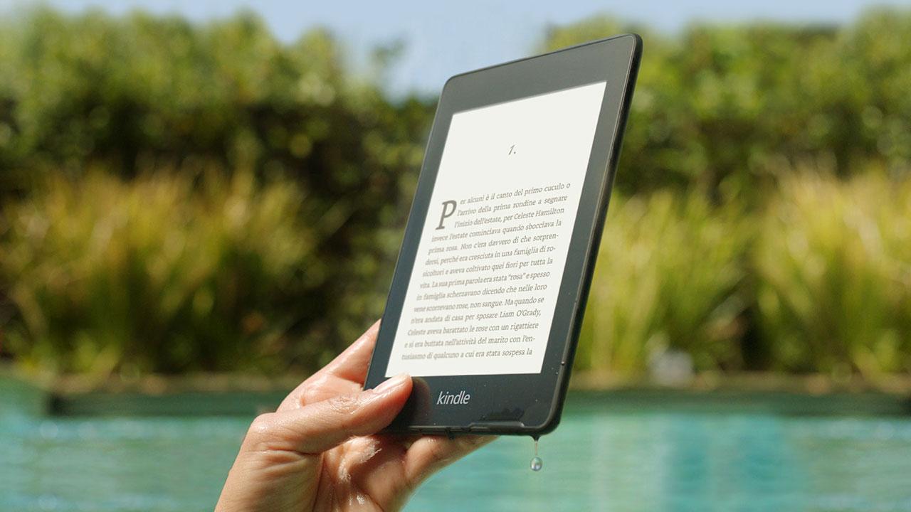 Kindle Paperwhite si rinnova: caratteristiche e prezzo del nuovo arrivato thumbnail