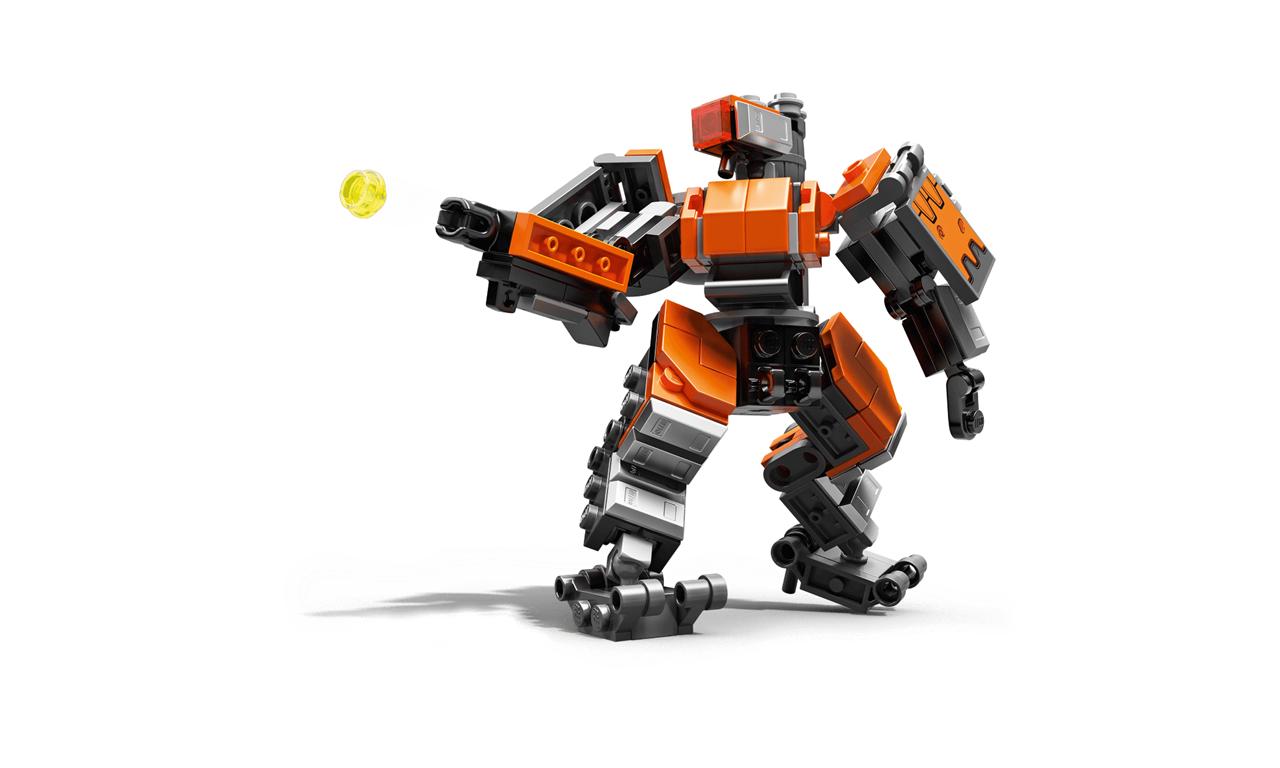 LEGO Overwatch Bastion Omnic in edizione limitata è disponibile! thumbnail