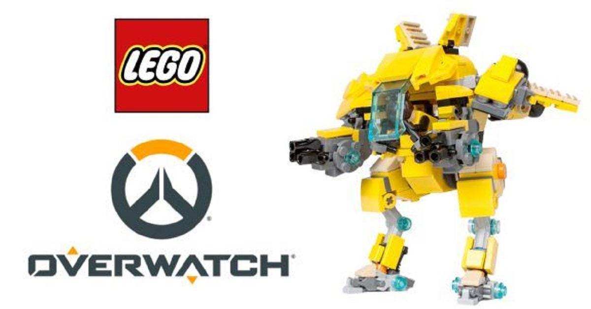 LEGO Overwatch: spuntano le immagini ufficiali dei nuovi set thumbnail