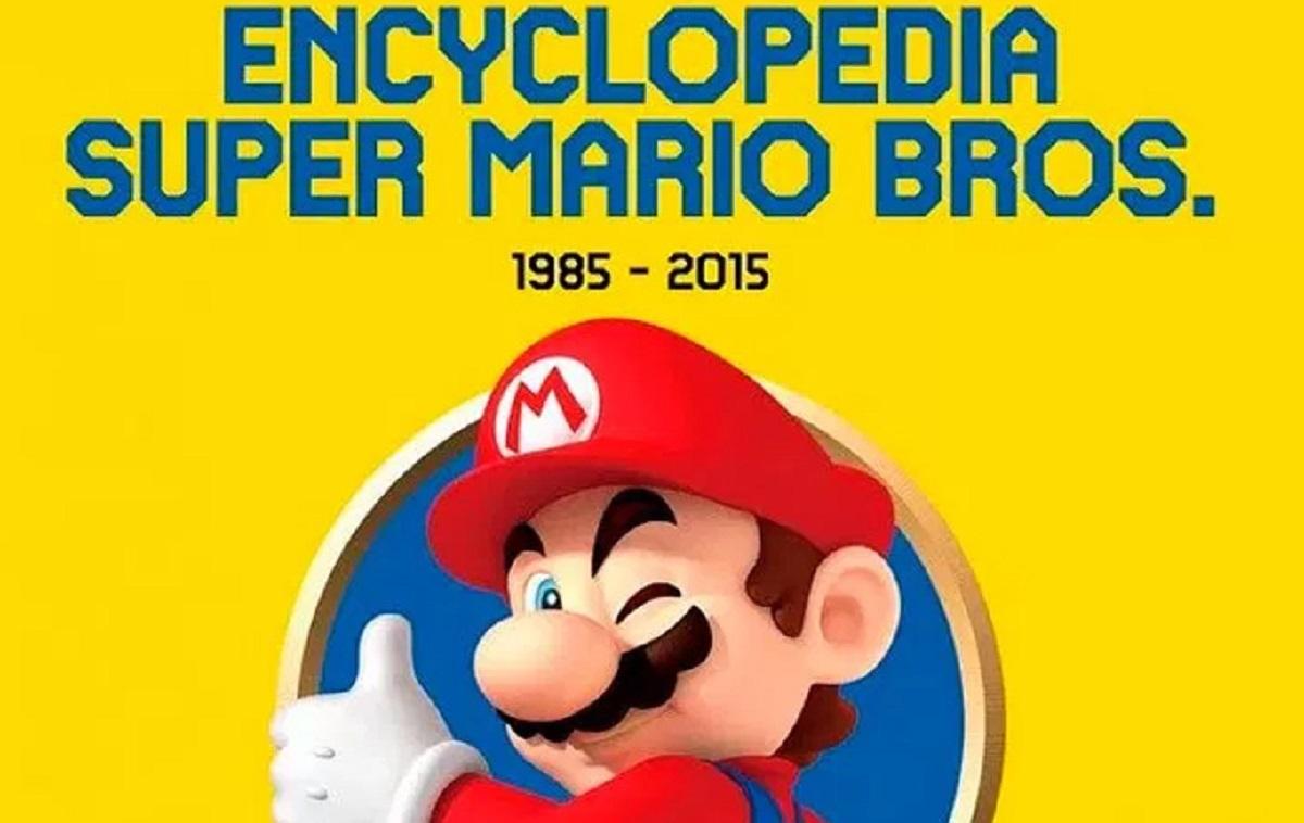 Super Mario Bros diventa un'enciclopedia thumbnail