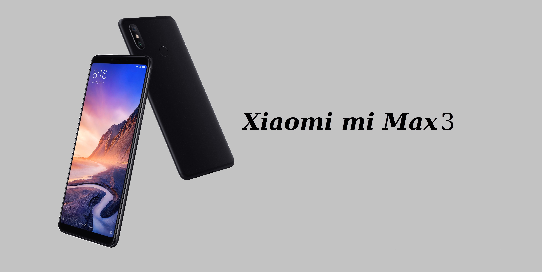 Xiaomi Mi Max 3 è finalmente disponibile: caratteristiche e prezzo thumbnail