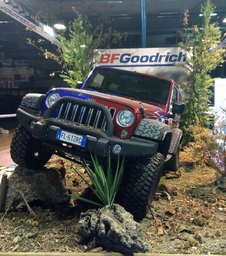 BFGoodrich presenta il nuovo pneumatico Mud-Terrain T/A KM3 thumbnail