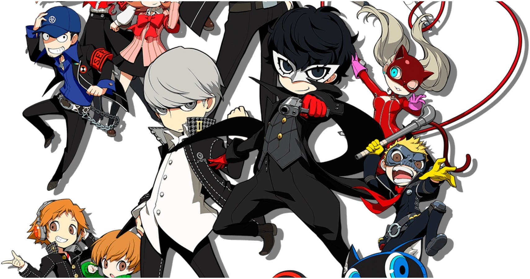 Persona Q2 Tech Princess