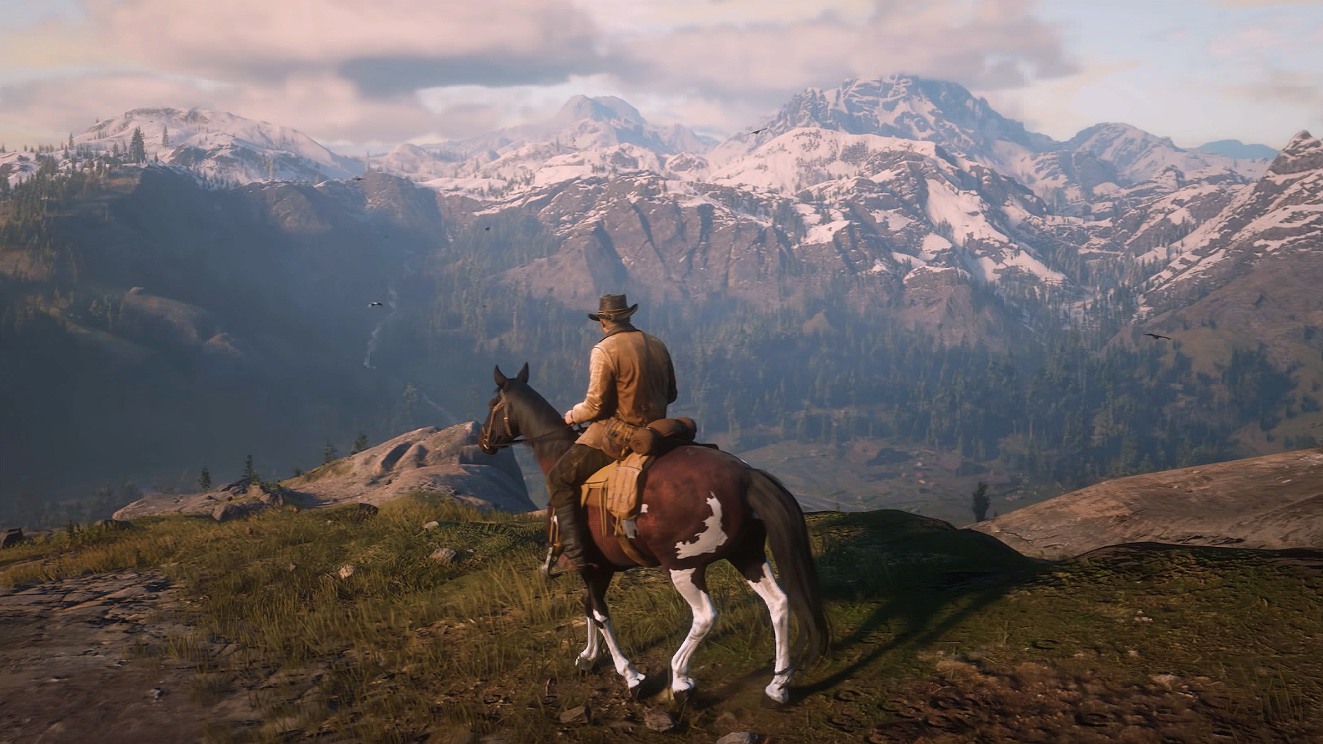 Recensione Red Dead Redemption 2: immersi nel selvaggio West thumbnail