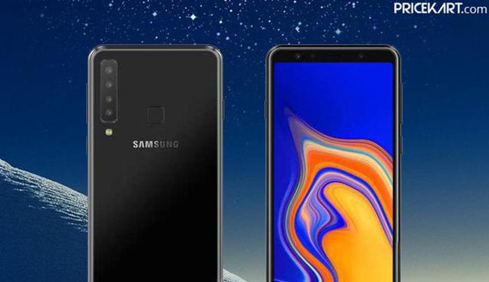 Samsung Galaxy A9s: ecco le caratteristiche tecniche dello smartphone con 4 fotocamere thumbnail