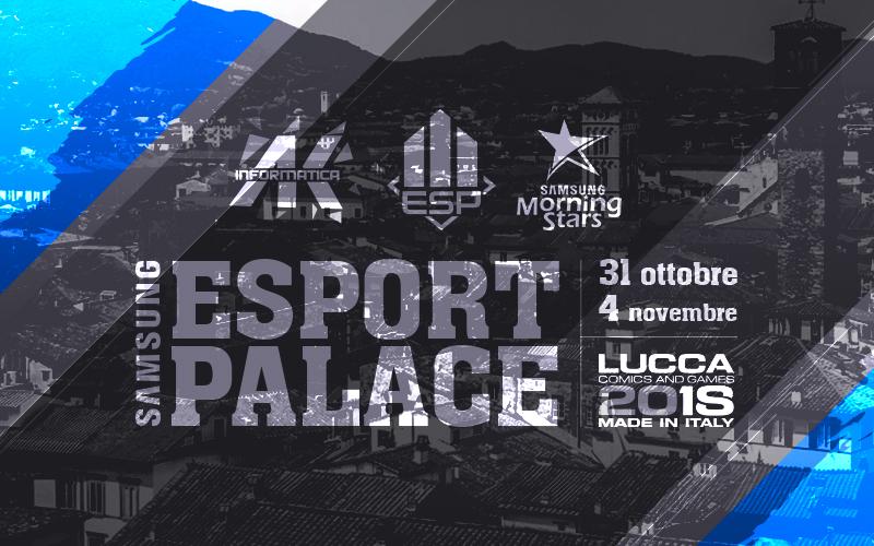 Samsung esport palace