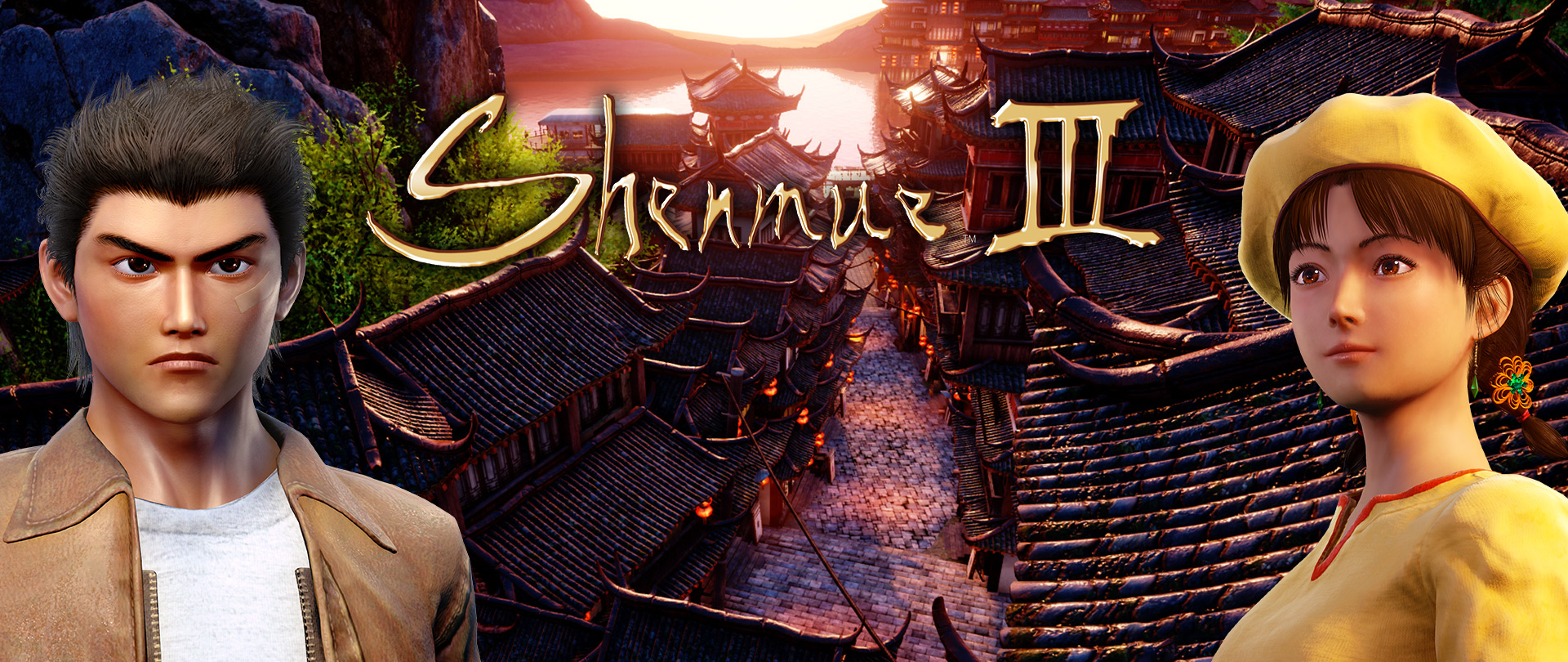 Shenmue III trailer di lancio