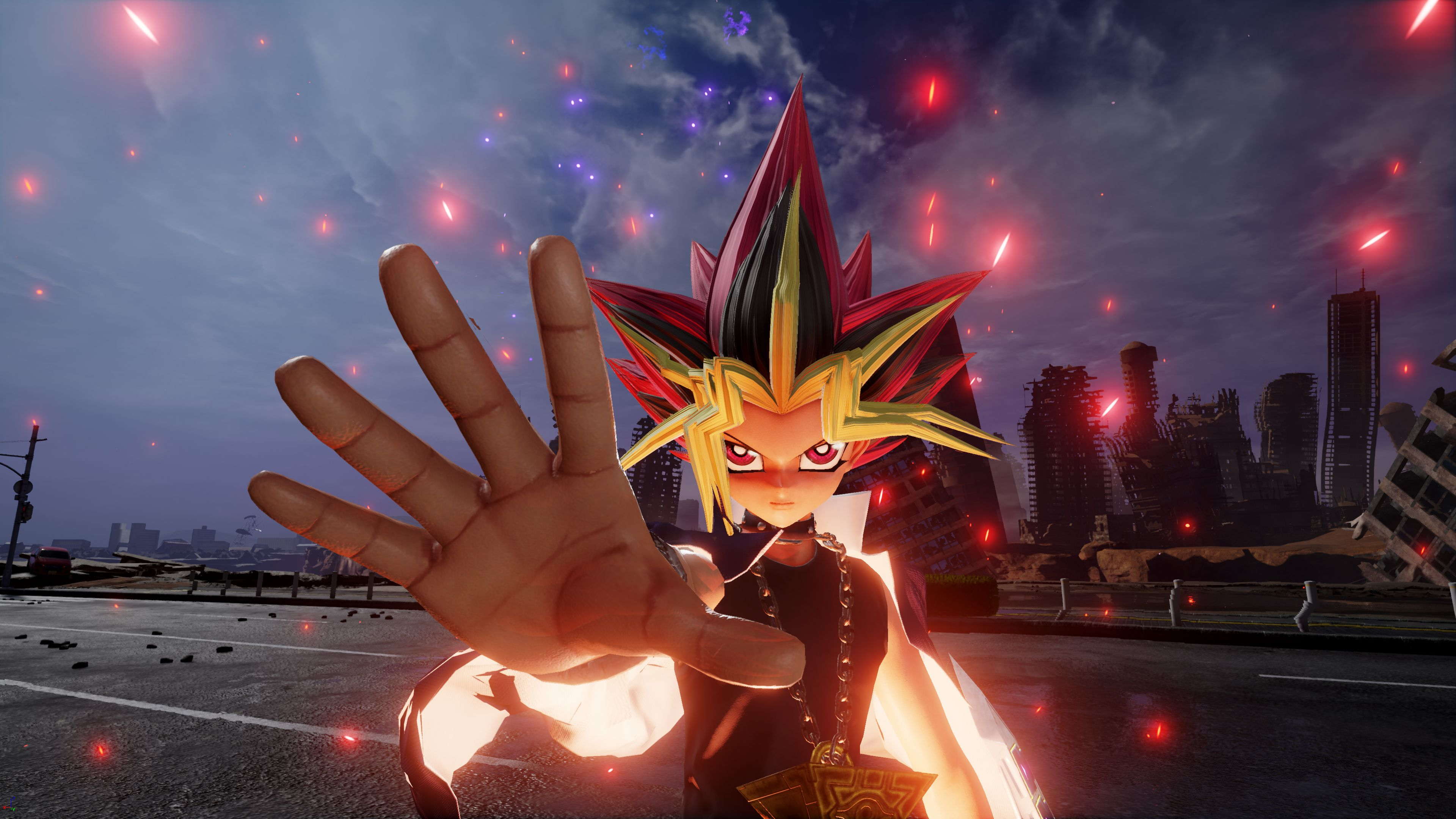 Jump Force: il trailer di Yugi Muto thumbnail