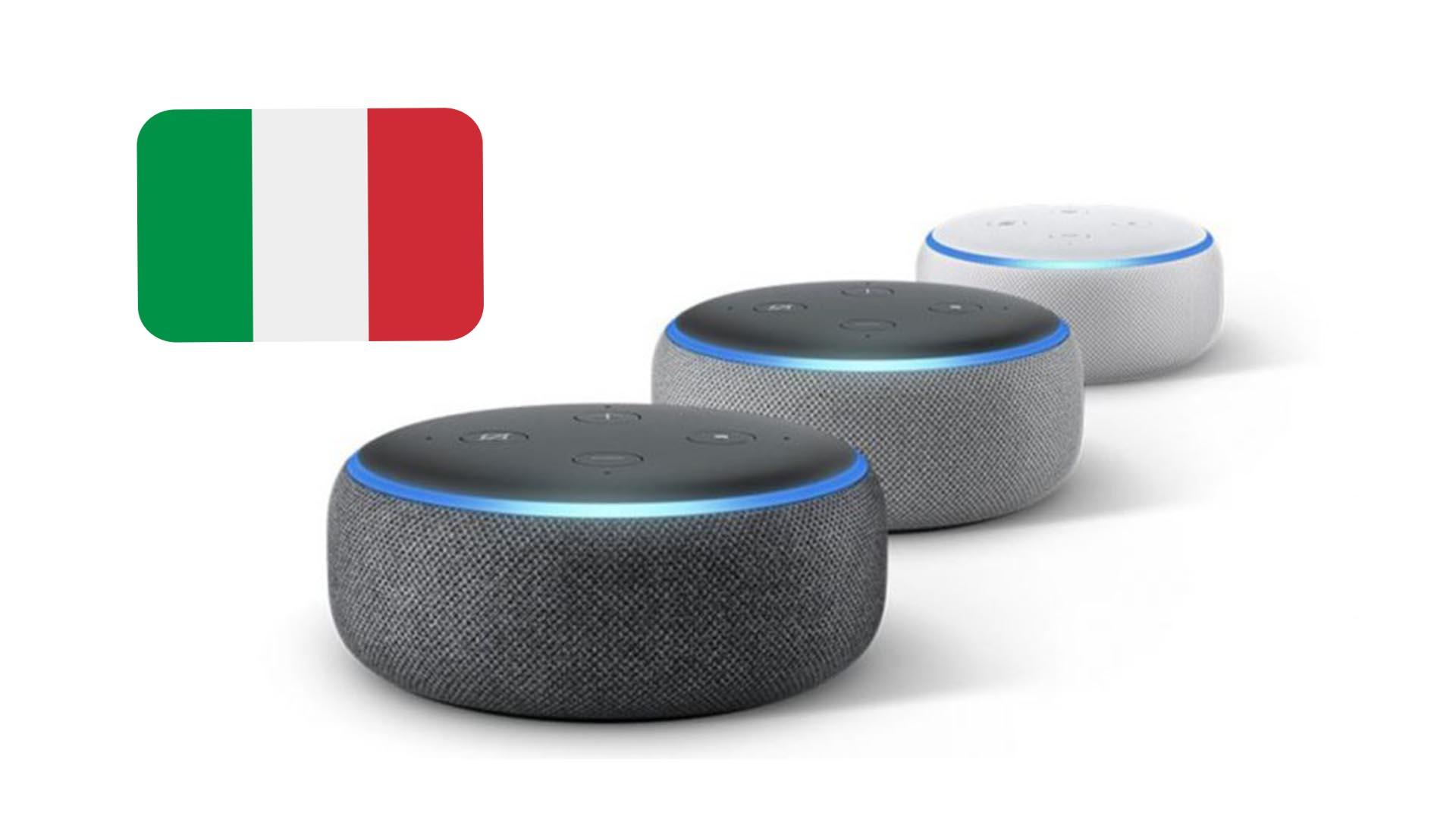 Amazon Alexa e Echo ufficiali in Italia: caratteristiche, disponibilità e prezzi thumbnail
