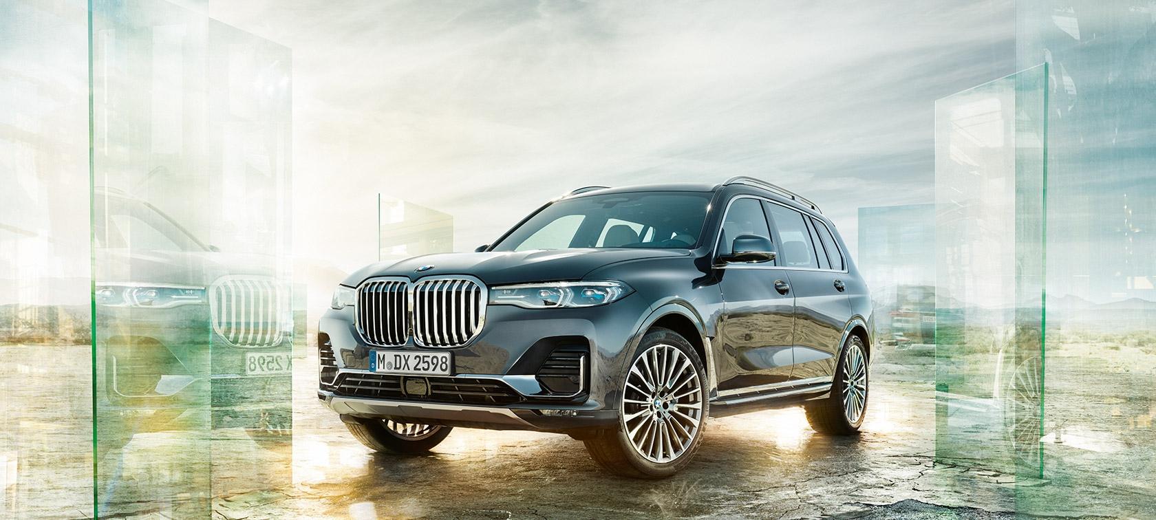 BMW X7: presentata una nuova ammiraglia, questa volta è un SUV thumbnail