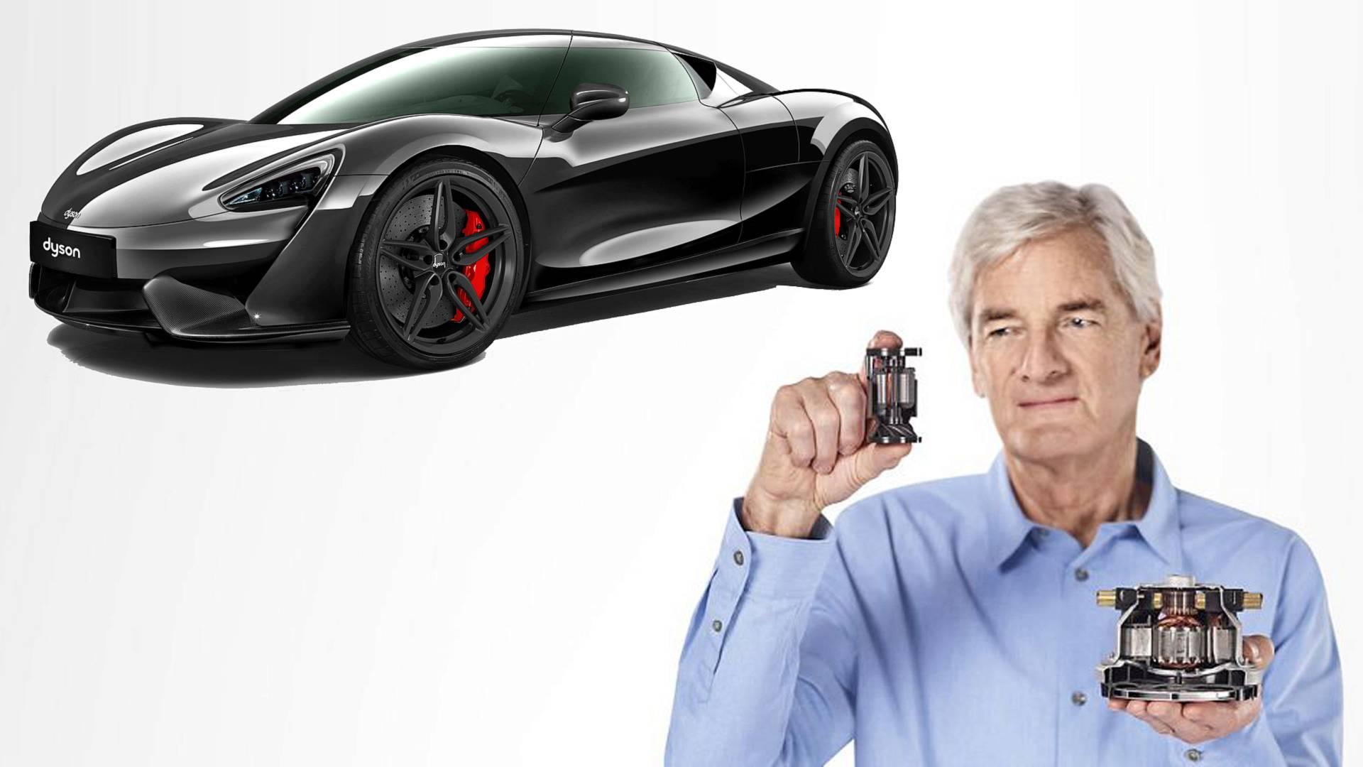 Dyson: nei suoi piani un impianto per produrre auto elettriche thumbnail