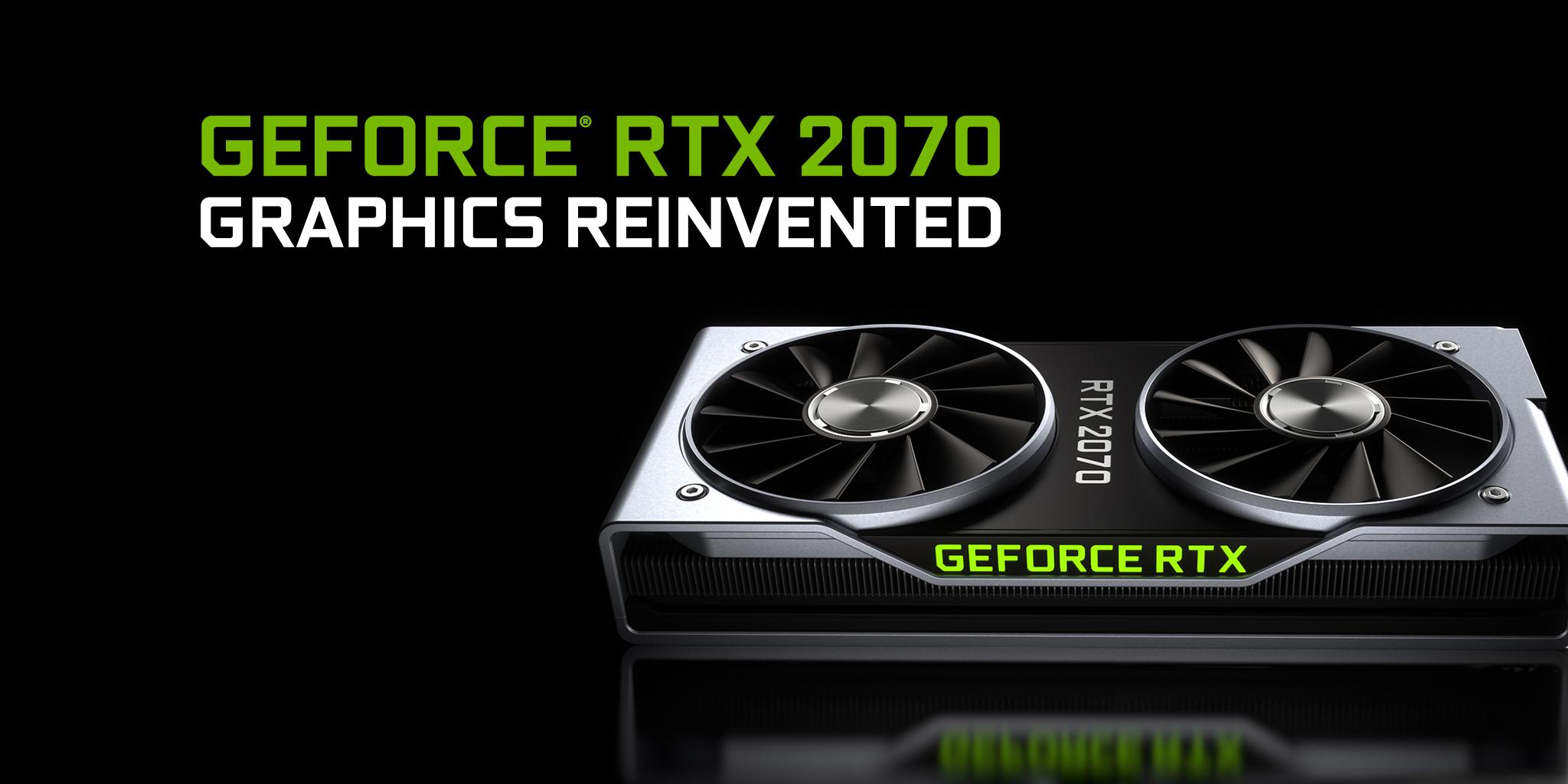 Asus annuncia le nuove versioni della scheda video GeForce RTX 2070 thumbnail