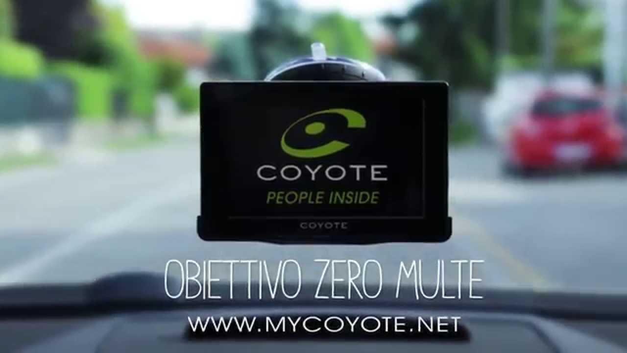 Coyote, il navigatore anti multa, scontato del 50% al Rally Legend thumbnail