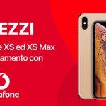 offerte vodafone iphone XS