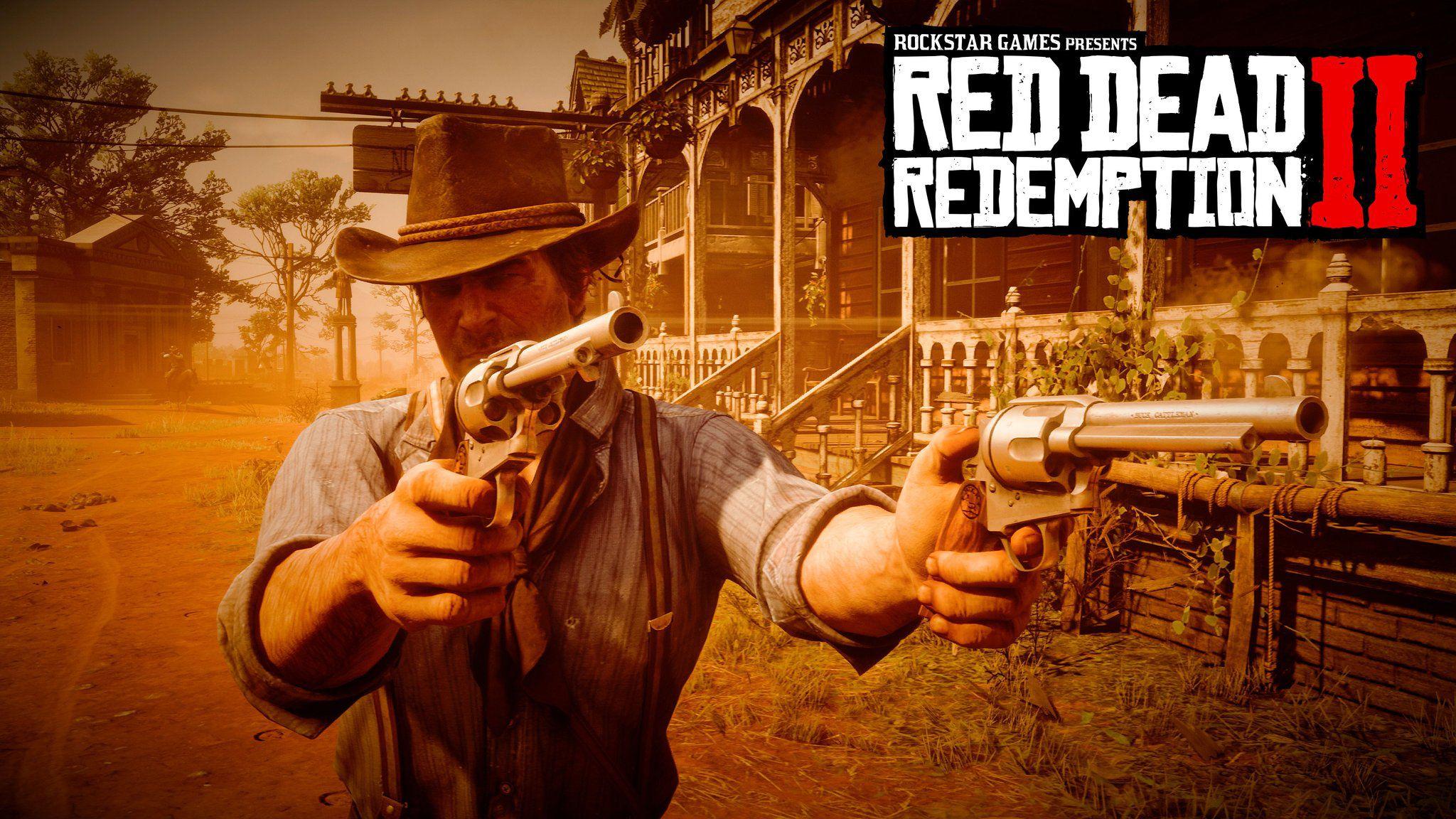 Red Dead Redemption 2: online il trailer di lancio thumbnail